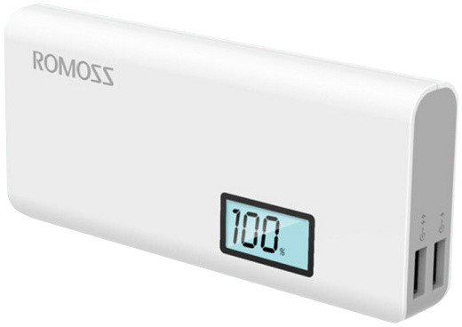 ROMOSS Solo 5 plus PowerBank 10000mAh