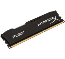 Kingston HyperX Fury Black 4GB DDR3 1333 CL 9 - HX313C9FB/4