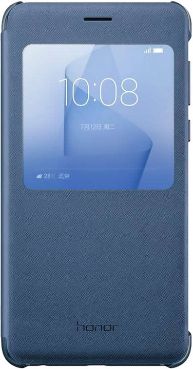 Honor 8 Smart Cover Case Blue