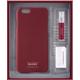 Madsen zadní kryt pro Apple iPhone 6/6s, červená