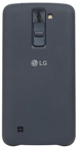 LG zadní ochranný kryt CSV-160 pro LG K8 Black