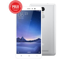 Xiaomi Note 3 PRO - 32GB, stříbrná - 472270