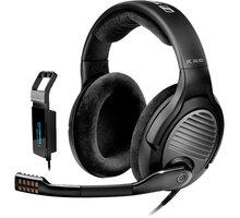 Sennheiser PC 363D, černá