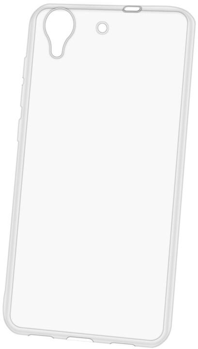 CELLY Gelskin pouzdro pro Huawei Y6 II/Honor 5A, bezbarvé