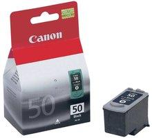 Canon PG-50, černá - 0616B001