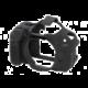 Easy Cover silikonový obal pro Canon 600D, černá