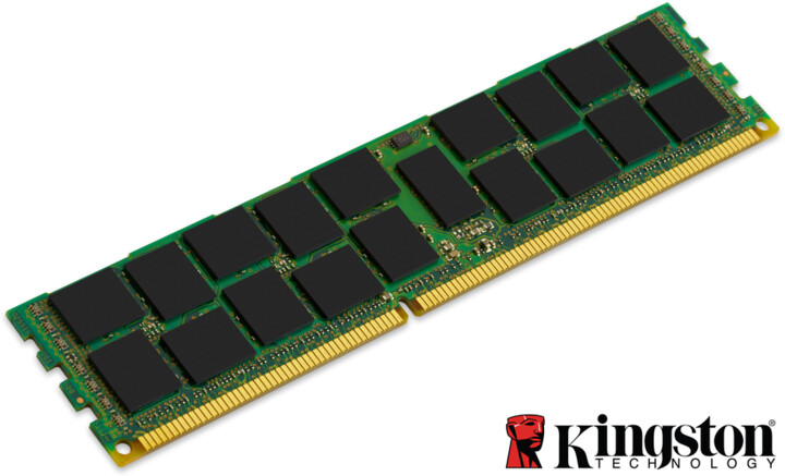 Kingston System Specific 32GB DDR3 1066 Reg ECC Quad Rank Low Voltage brand IBM