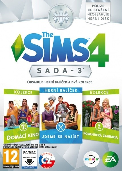 The Sims 4 - Bundle Pack 3 (PC)