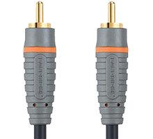 Bandridge BAL4801 Digitální Coaxial Kabel 1m - 8717587010545