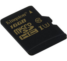Kingston Micro SDHC 16GB UHS-I U3 - SDCG/16GBSP