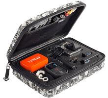 SP POV pouzdro pro GoPro-Edition 3.0, S, skull - 4028017520355