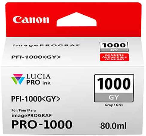 Canon PFI-1000GY, grey