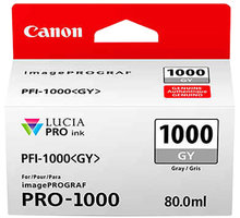 Canon PFI-1000GY, grey - 0552C001