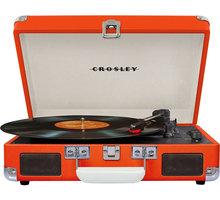 Crosley Cruiser Deluxe, oranžová - CR8005D-OR4