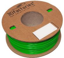 3D Factories tisková struna PLA zelená 1,75mm 1 Kg - 3D0043