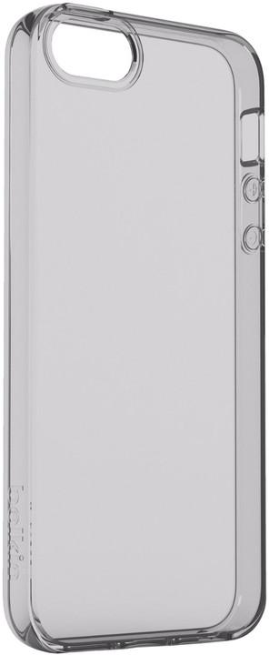 Belkin iPhone SE pouzdro Air Protect, průhledné šedé