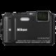 Nikon Coolpix AW130, černá