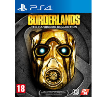 Borderlands: The Handsome Collection - PS4 - 5026555421157