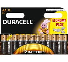 Duracell Basic AA 12ks - 10PP100002