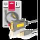 AXAGON USB2.0 - sériový RS-232 screw adapter 1,5m