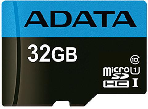 ADATA Micro SDHC Premier 32GB 85MB/s UHS-I U1