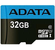 ADATA Micro SDHC Premier 32GB 85MB/s UHS-I U1 - AUSDH32GUICL10 85-R