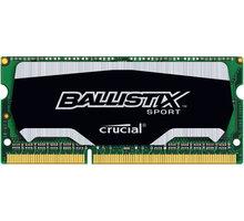 Crucial Ballistix Sport 4GB DDR3 1600 SO-DIMM CL 9 - BLS4G3N169ES4CEU