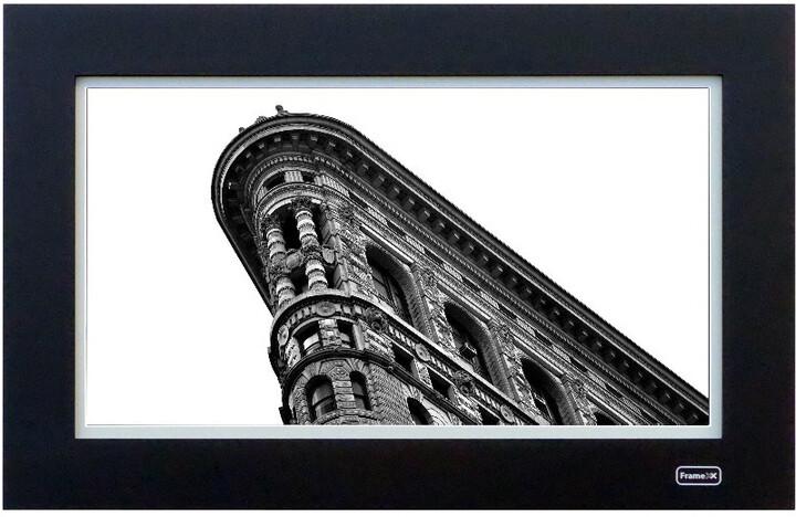 FrameXX Home 271 digitální fotoobraz, rám černý