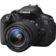 Canon EOS 700D + 18-55mm IS STM + baterie LP-E8