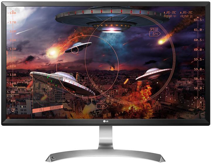 """LG 27UD59 - LED monitory 27"""""""