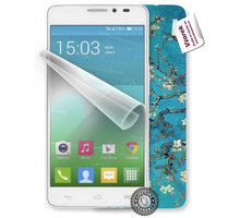 ScreenShield fólie na displej pro Alcatel One Touch 6043D Idol X + skin voucher - ALC-OT6043D-ST