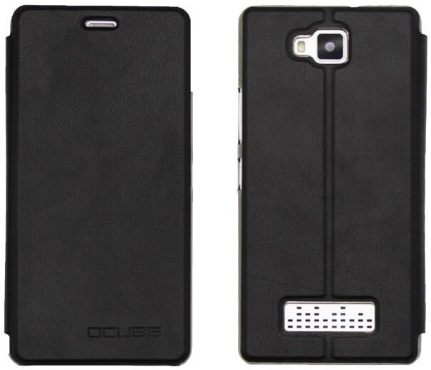 CUBOT Echo Flip Case, černá