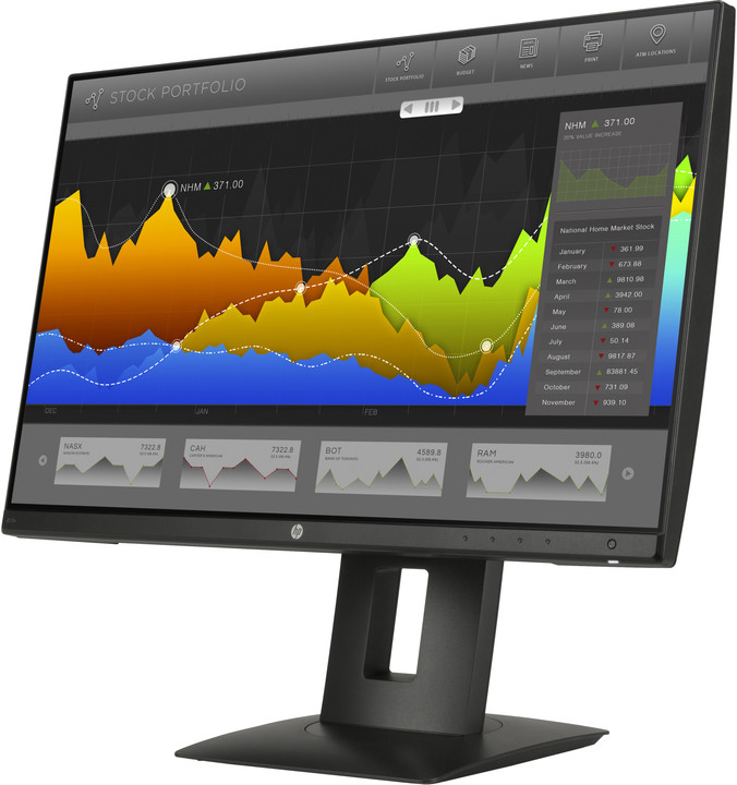 HP Z23n - LED monitor 23""