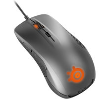 SteelSeries Rival 300, šedá - 62350