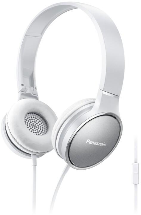 Panasonic RP-HF300ME, bílá