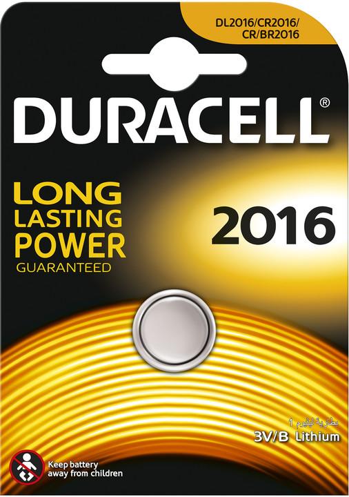 Duracell CR 2016 B1