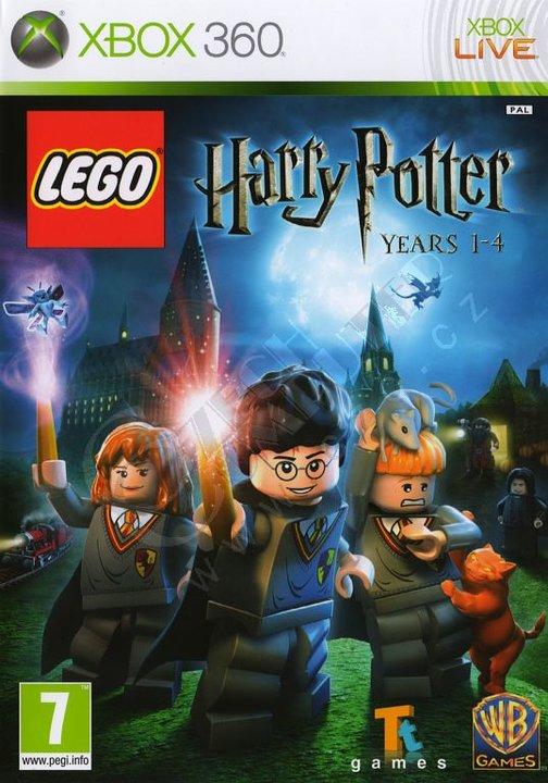 LEGO: Harry Potter - X360
