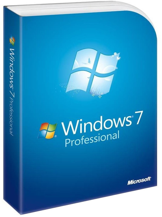 Microsoft Windows 7 Pro CZ 32bit OEM