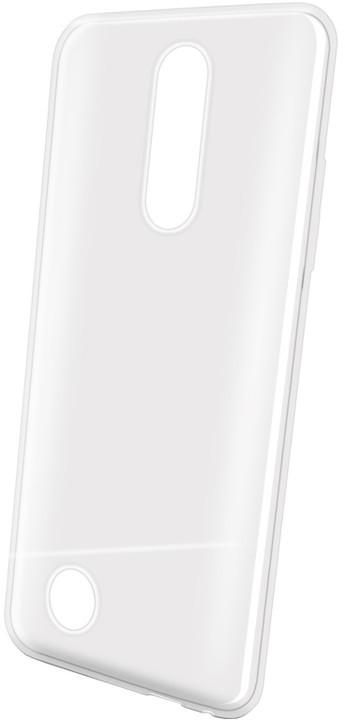 CELLY Gelskin pouzdro pro LG K8 (2017), černé