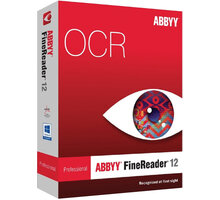 ABBYY FineReader 12 Professional / BOX / CZ Upgrade - AB-09439