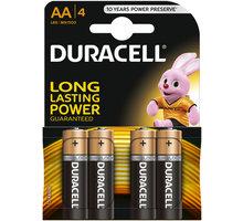 Duracell Basic AA, 4ks - 10PP100001