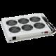 Triton ventilační jednotka RAC-CH-X05-X3, 6x ventilátor, 220V/90W, šedá