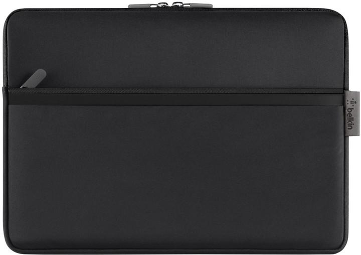 """Belkin Sleeve pouzdro pro Microsoft Surface s kapsou, 10"""", černá"""