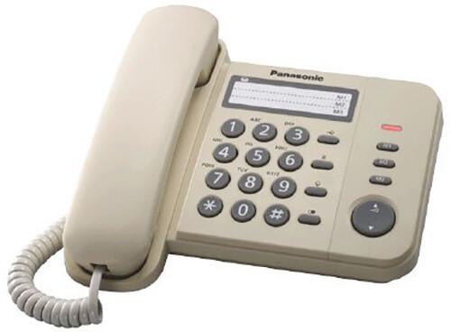 Panasonic KX-TS520FXJ, slonovinová