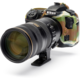 Easy Cover silikonový obal pro Nikon D500, maskáčová