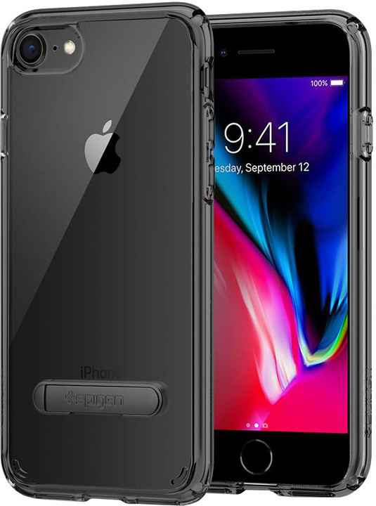 Spigen Ultra Hybrid S iPhone 7/8, jet black