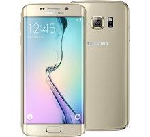 Samsung Galaxy S6 Edge - 32GB, zlatá - SM-G925FZDAETL