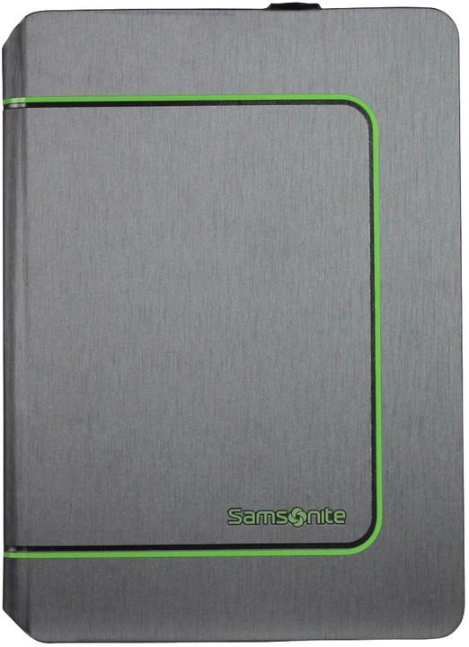 """Samsonite Tabzone - COLOR FRAME-TAB 4 8"""", šedo/zelená"""
