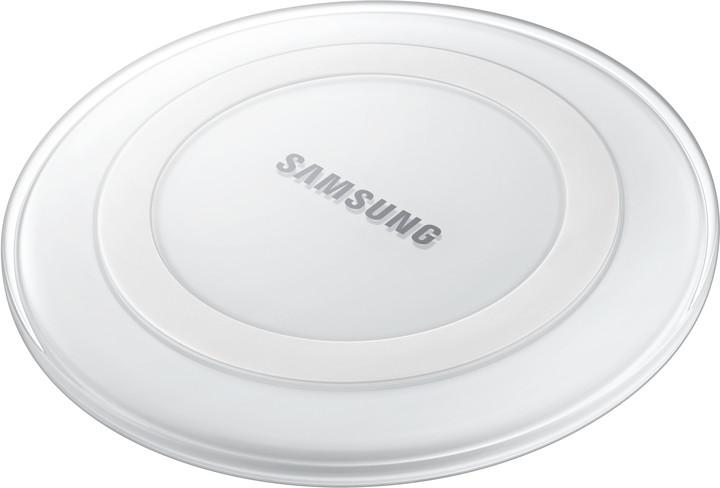 Samsung podložka pro bezdrátové nabíjení EP-PN920BW, bílá