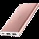 ROMOSS GT 10 powerbank 10000mAh, růžovo/zlatá